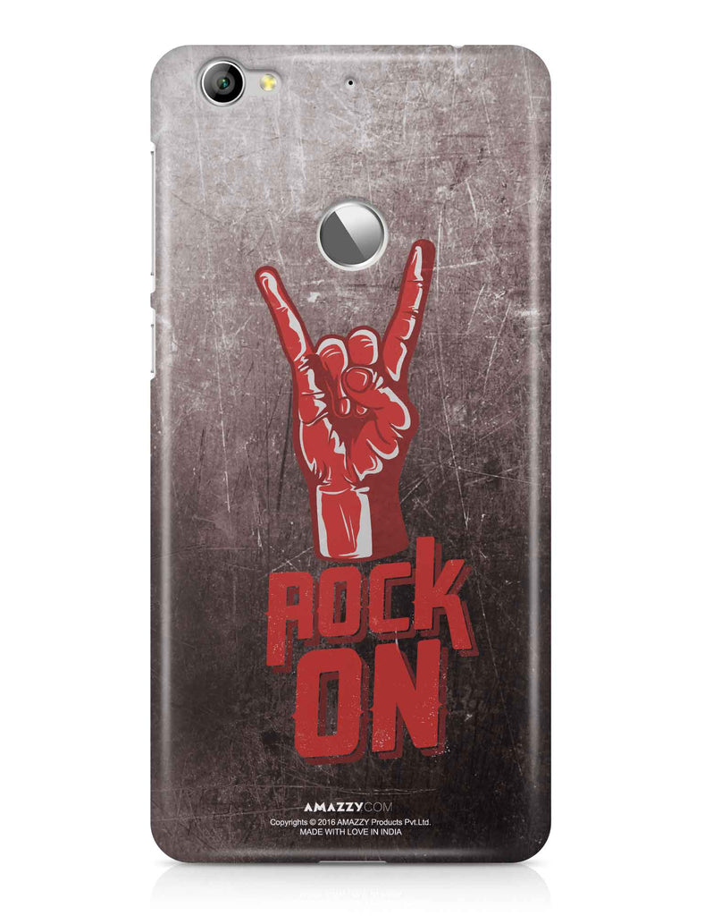 ROCK ON - LeEco Le 1S Phone Cover