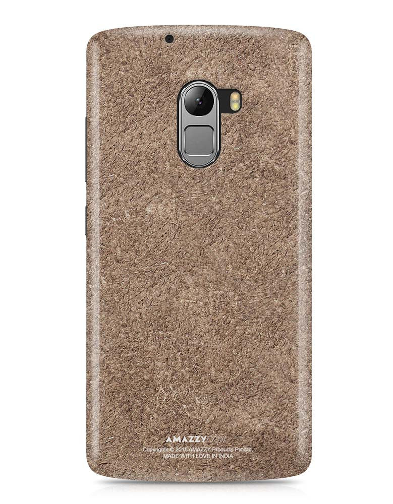 Bronze Leather Texture - Lenovo K4 Note Phone Cover