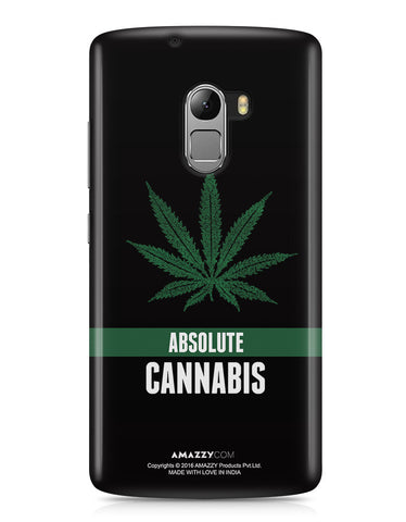 ABSOLUTE CANNABIS - Lenovo K4 Note Phone Cover