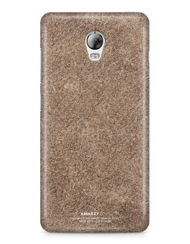 Bronze Leather Texture - Lenovo Vibe P1 Phone Cover