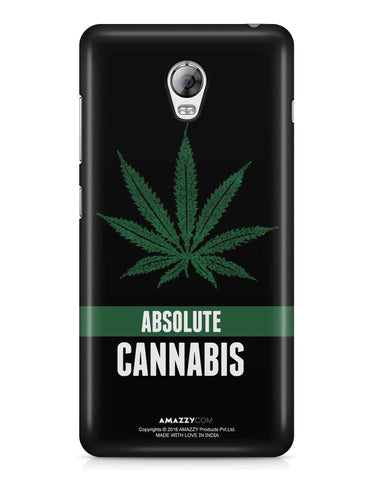 ABSOLUTE CANNABIS - Lenovo Vibe P1 Phone Cover