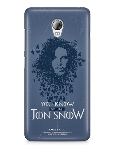 JON SNOW - Lenovo Vibe P1 Phone Cover