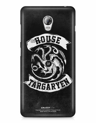 HOUSE OF TARGARYEN - Lenovo Vibe P1 Phone Cover