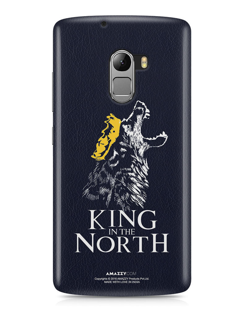 KING IN THE NORTH - Lenovo K4 Note Phone Cover