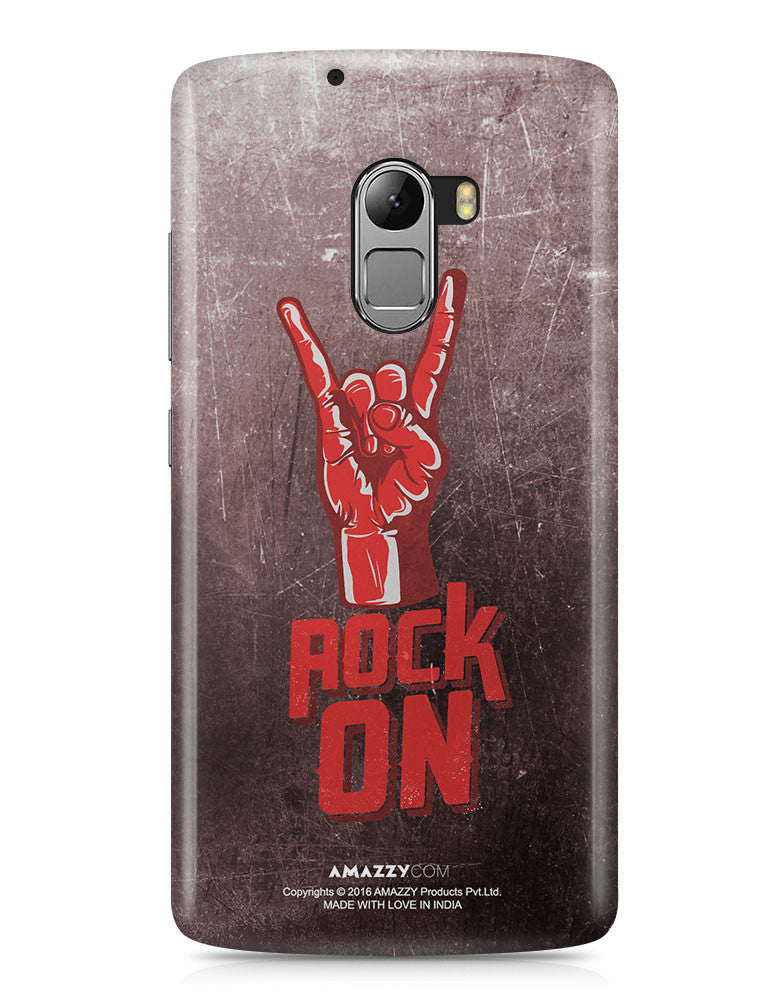 ROCK ON - Lenovo K4 Note Phone Cover