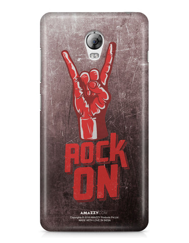 ROCK ON - Lenovo Vibe P1 Phone Cover