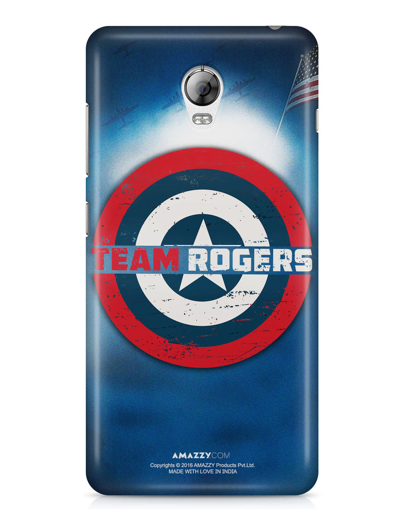 TEAM ROGERS - Lenovo Vibe P1 Phone Cover