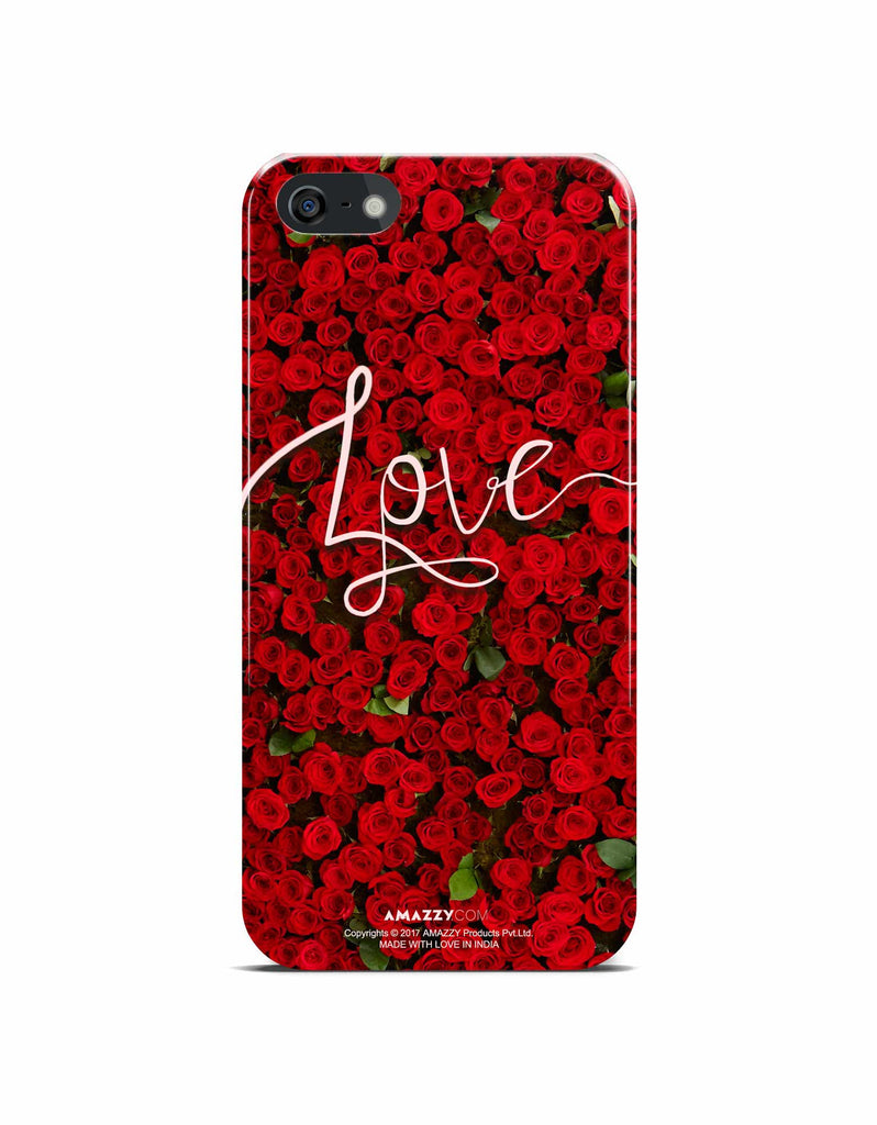 LOVE - iPhone 5/5s Phone Cover View