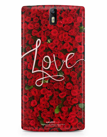 LOVE - OnePlus 1 Phone Cover