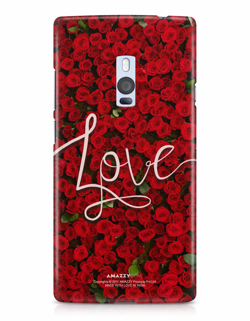 LOVE - OnePlus 2 Phone Cover
