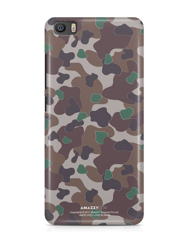 MILITARY CAMOUFLAGE PATTERN - Xiaomi Mi5 Phone Cover