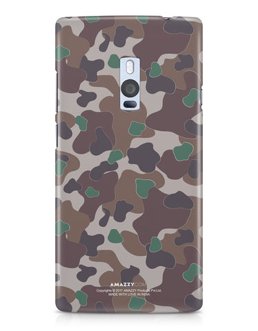 MILITARY CAMOUFLAGE PATTERN - OnePlus 2 Phone Cover