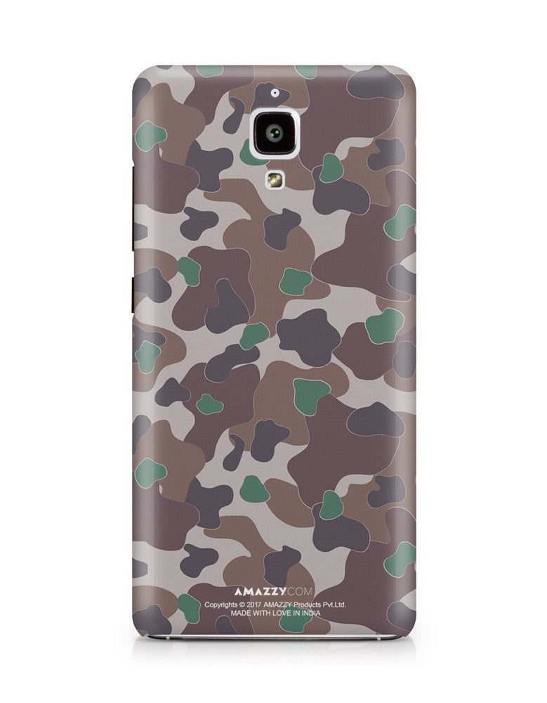 CAMOUFLAGE PATTERN - Xiaomi Mi4 Phone Cover View