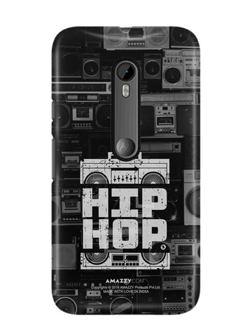 HIP HOP - Moto G3 Phone Cover View