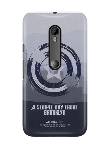 VINYL SHIELD - Moto G3 Phone Cover