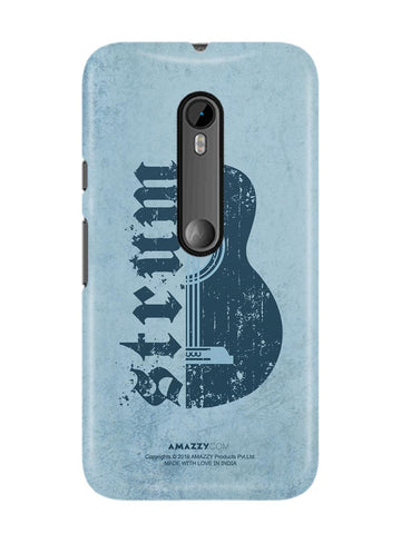STRUM - Moto G3 Phone Cover