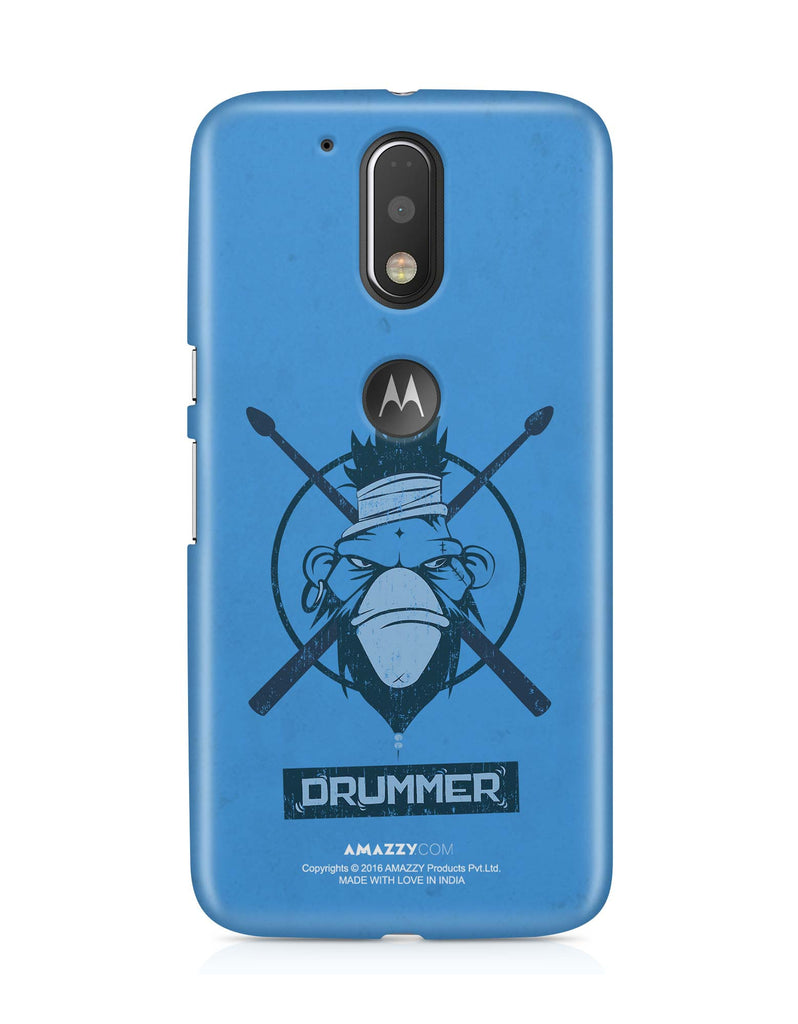 DRUMMER - Moto G4 Plus Phone Cover