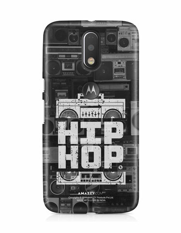HIP HOP - Moto G4 Plus Phone Cover