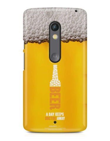 BEER - Moto X Play Phone Cover