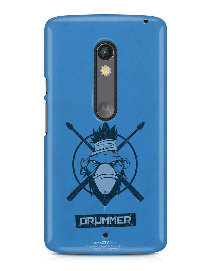 DRUMMER - Moto X Play Phone Cover