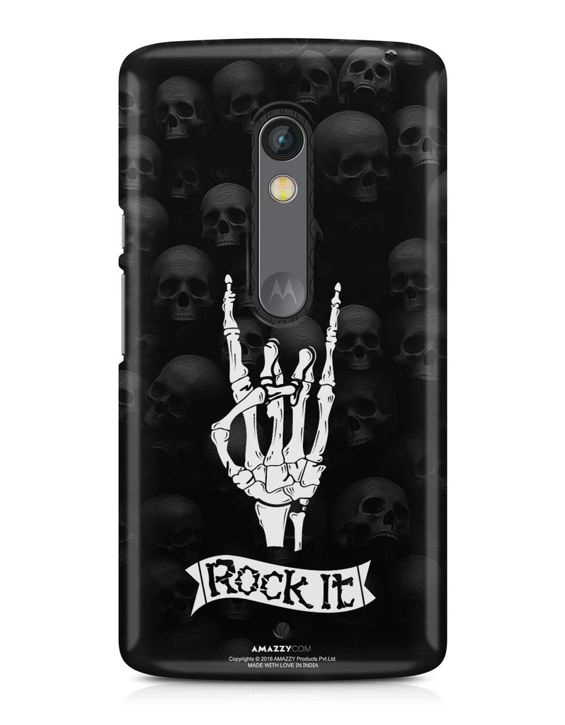 ROCK IT - Moto X Play Phone Cover