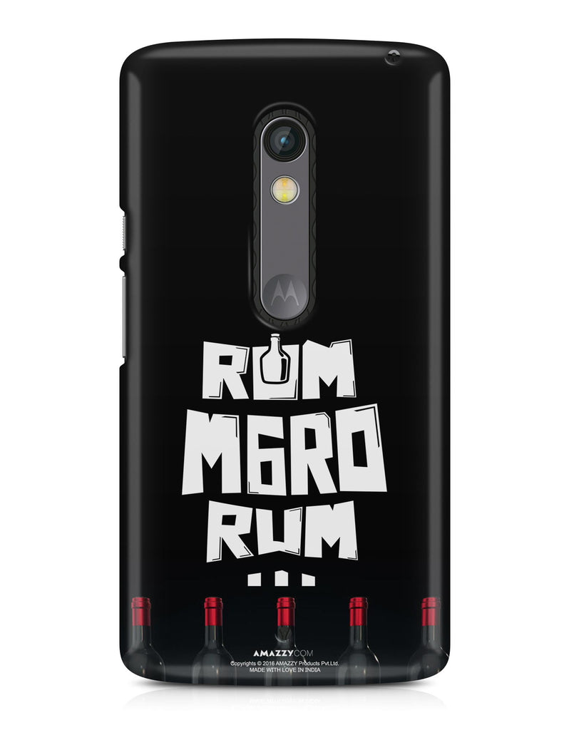 RUM MARO RUM - Moto X Play Phone Cover View