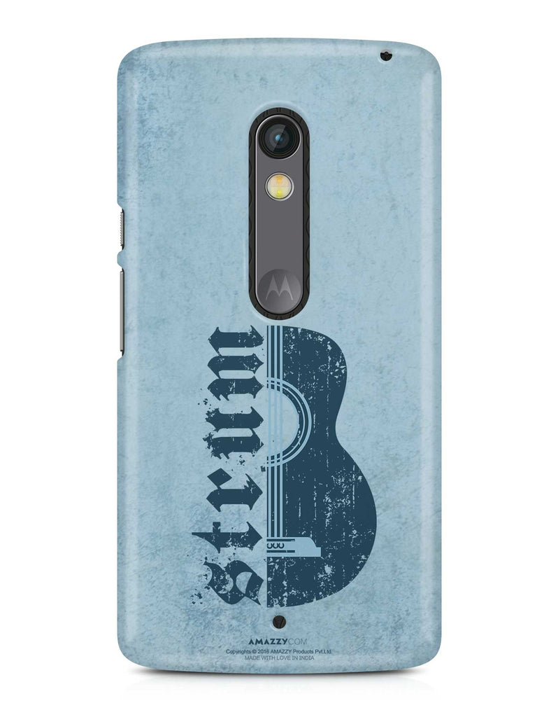 STRUM - Moto X Play Phone Cover View