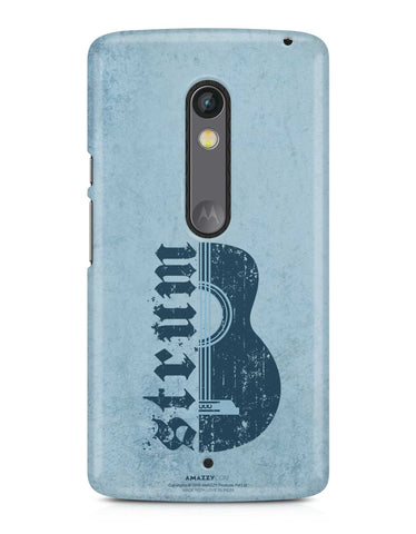 STRUM - Moto X Play Phone Cover