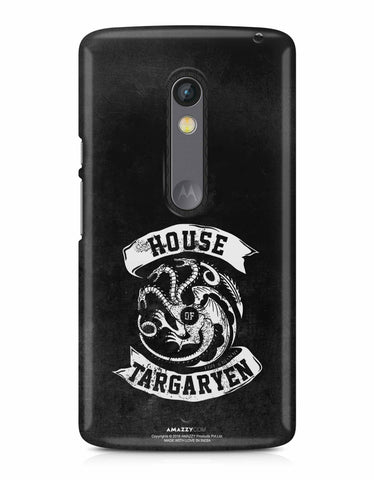 HOUSE OF TARGARYEN  - Moto X Play Phone Cover