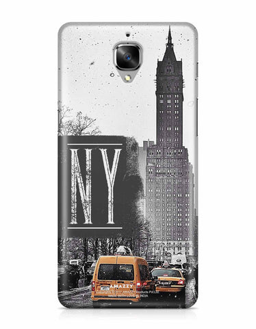 NY - OnePlus 3 Phone Cover