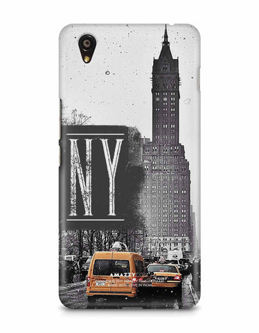 NY - OnePlus X Phone Cover