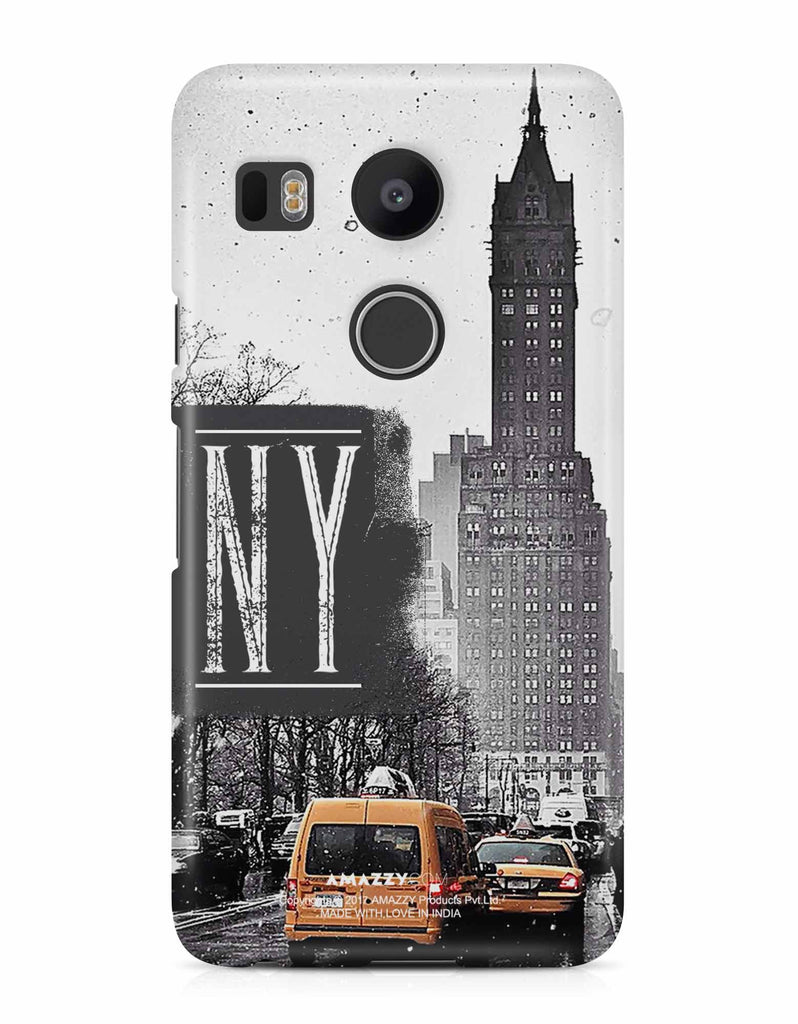 NY - Nexus 5x Phone Cover