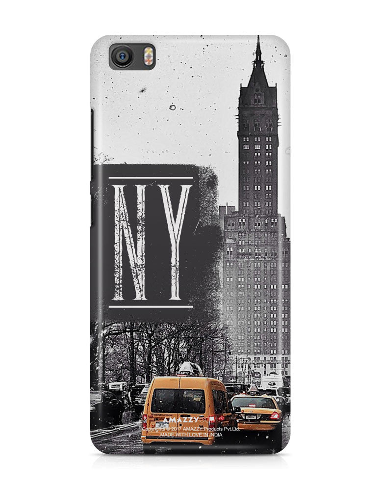 NY - Xiaomi Mi5 Phone Cover View