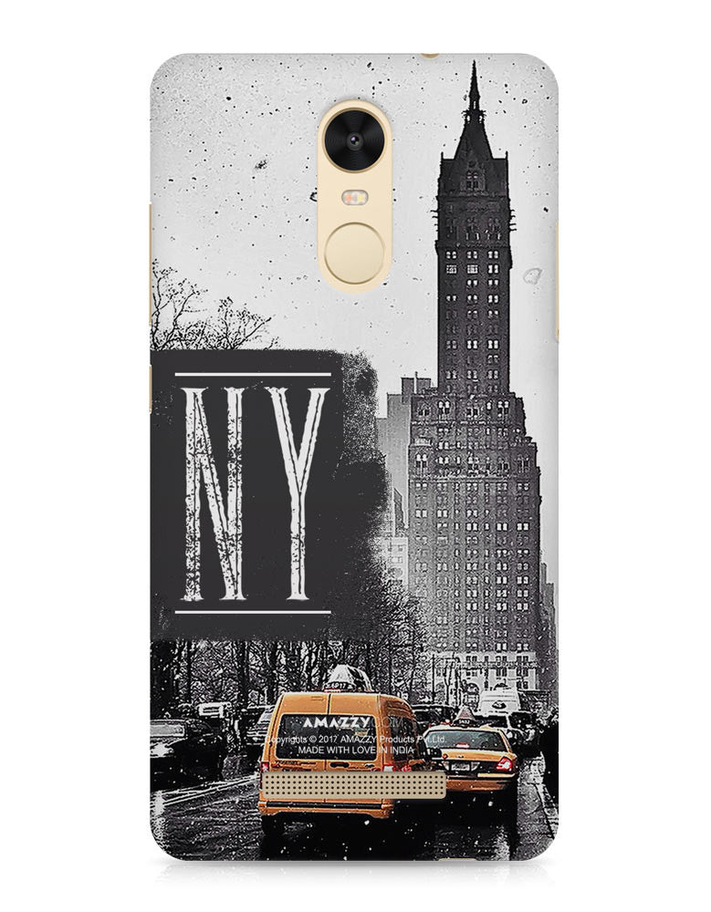 NY - Xiaomi Redmi Note3 Phone Cover View