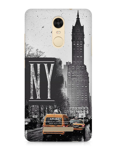 NY - Xiaomi Redmi Note3 Phone Cover