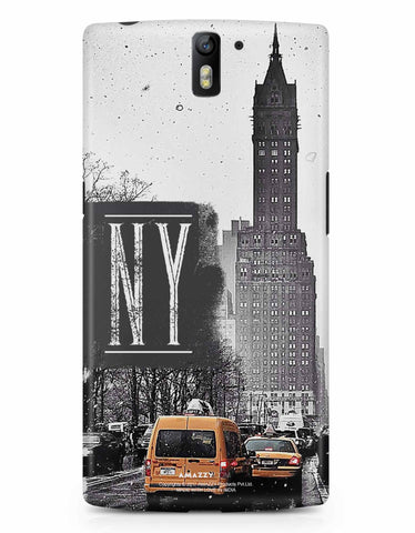 NY - OnePlus 1 Phone Cover
