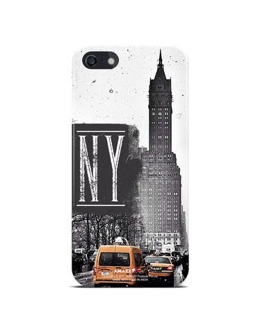 NY - iPhone 5/5s Phone Cover