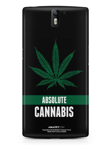 ABSOLUTE CANNABIS - OnePlus 1 Phone Cover
