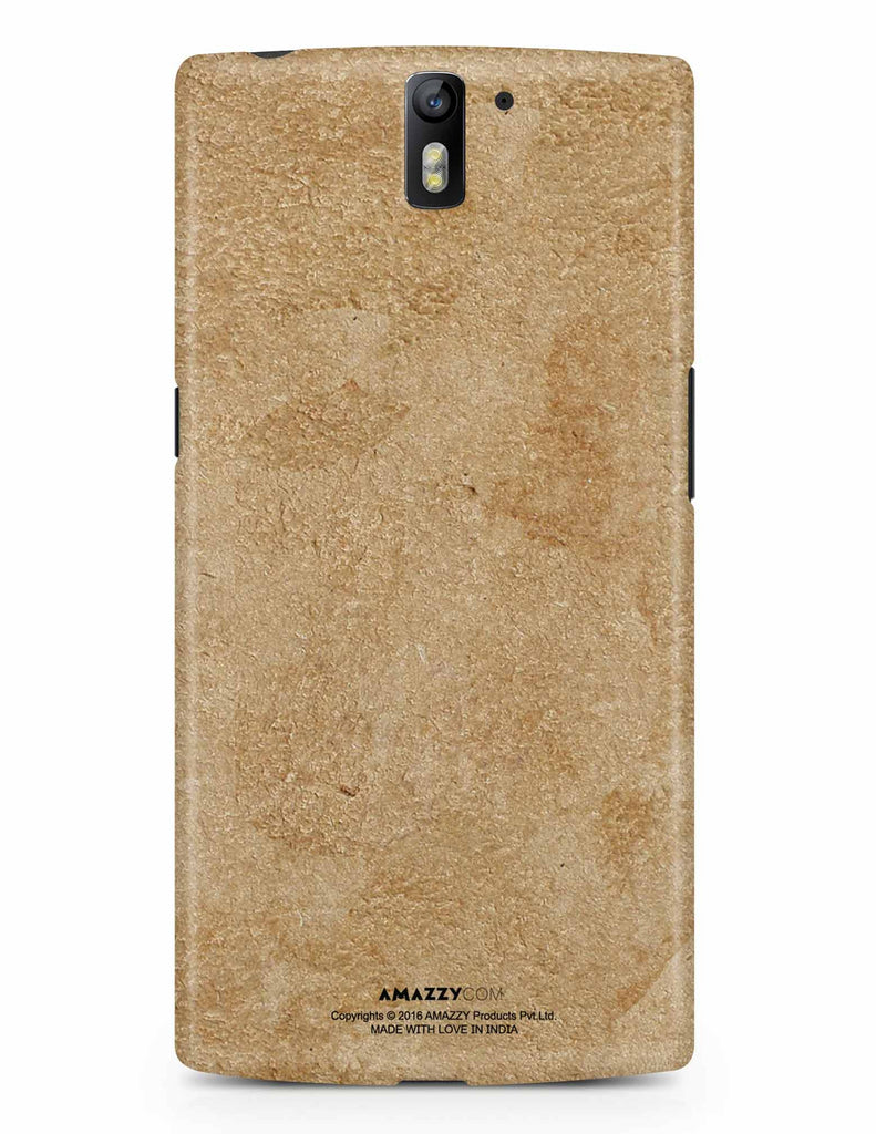Gold Leather Texture - OnePlus 1 Phone Cover