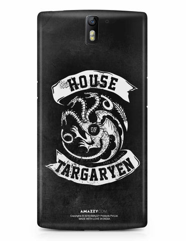 HOUSE OF TARGARYEN - OnePlus 1 Phone Cover