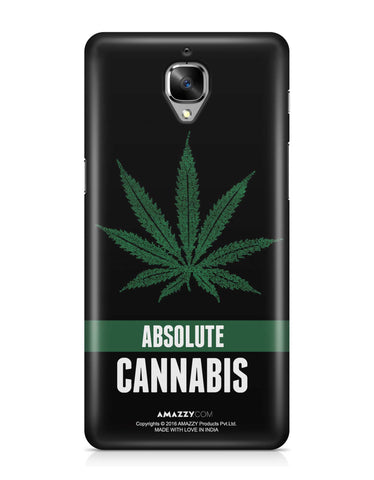 ABSOLUTE CANNABIS - OnePlus 3 Phone Cover