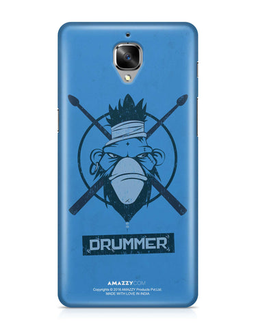 DRUMMER - OnePlus 3 Phone Cover