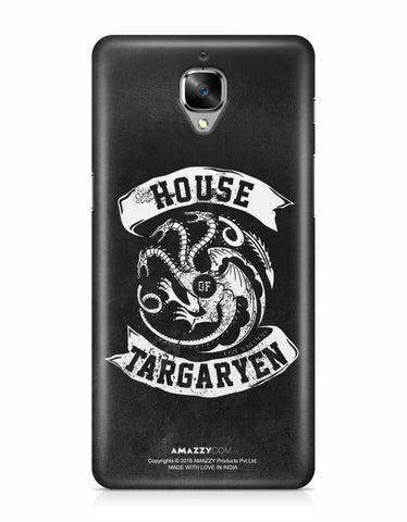 HOUSE OF TARGARYEN - OnePlus 3 Phone Cover