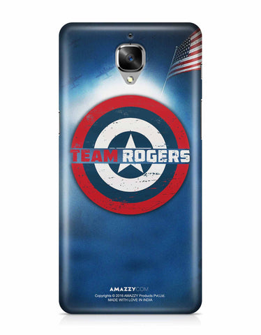 TEAM ROGERS - OnePlus 3 Phone Cover