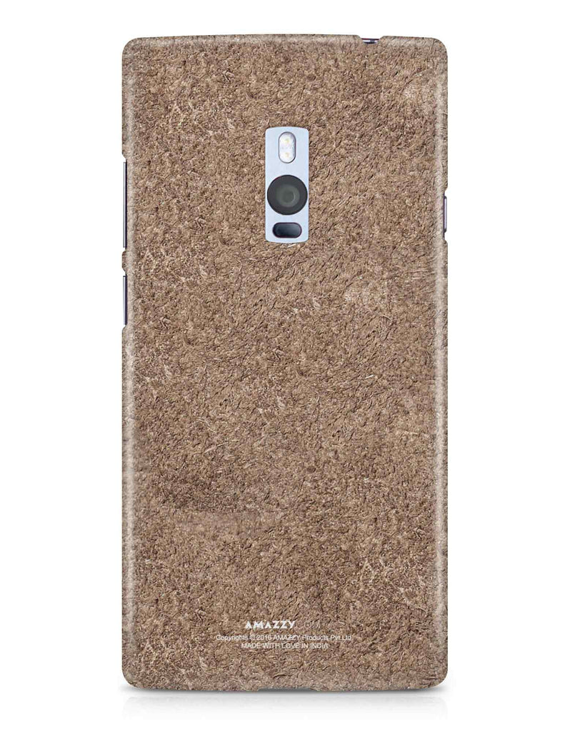 Bronze Leather Texture - OnePlus 2 Phone Cover