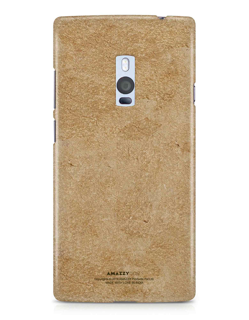 Gold Leather Texture - OnePlus 2 Phone Cover