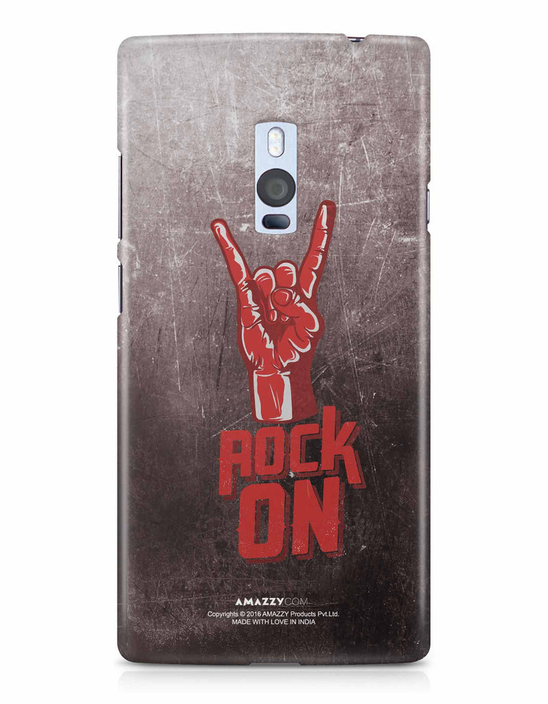 ROCK ON - OnePlus 2 Phone Cover