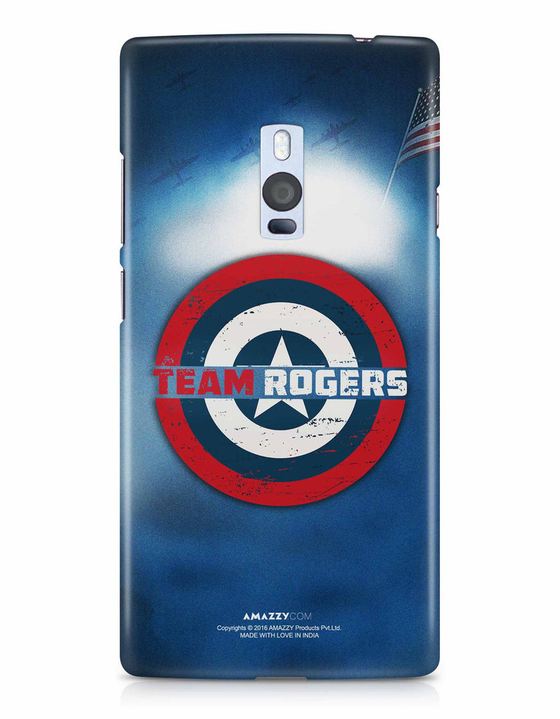 TEAM ROGERS - OnePlus 2 Phone Cover