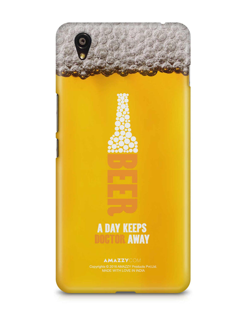 BEER - OnePlus X Phone Cover