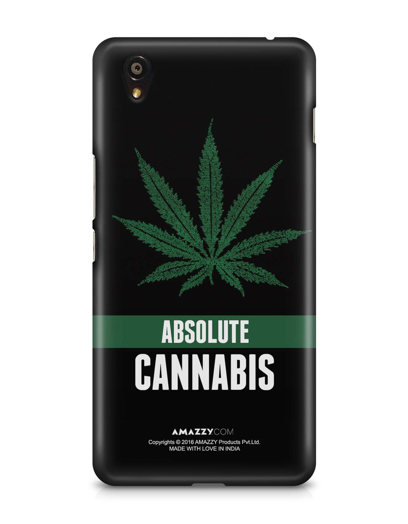 ABSOLUTE CANNABIS - OnePlus X Phone Cover
